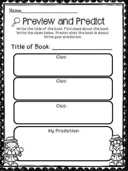 message  images reading comprehension strategies
