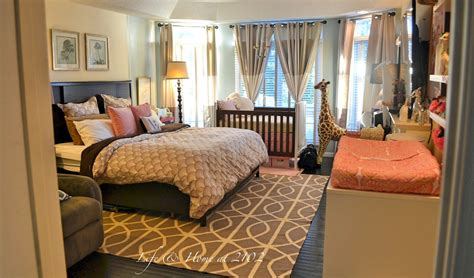 Bedroom Decor For Baby by Home At 2102 Master Bedroom With Nursery Reveal