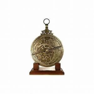 Columbus Planetarium antique astrolabe