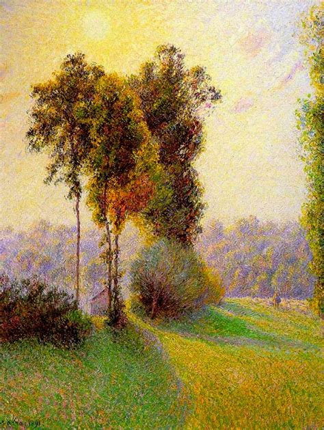 Camille Dans Ma Baignoire by Favourite Paintings 7 Camille Pissarro Setting Sun And