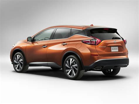 2018 Nissan Murano Price Photos Reviews Features