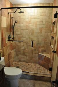Small Master Bath Remodel- Heavenly Homes