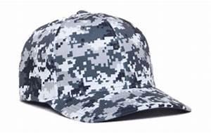 708F Digital Camo Hat by Pacific Headwear Universal Fit