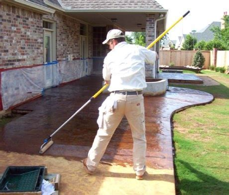 25 best images about Concrete acid stain on Pinterest