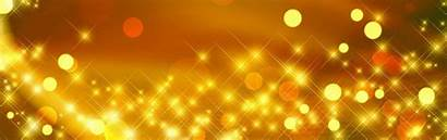 Gold Background Backgrounds Wallpapers Christmas Lights Shiny