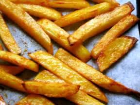 Variétés Pommes De Terre Frites by Culinotests Les Frites Au Four De Nellou