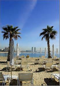 Summer Barcelona Spain Beaches