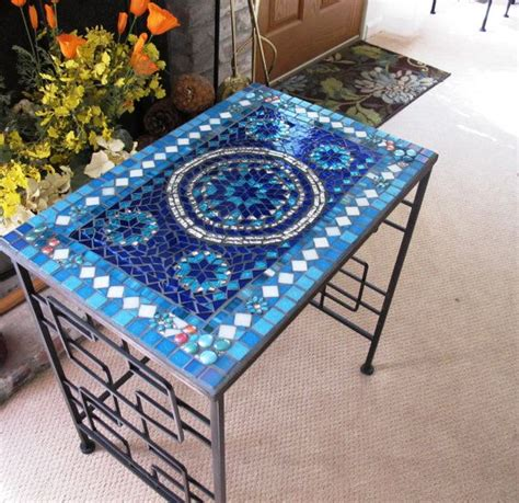 457 best images about mosaic furniture on