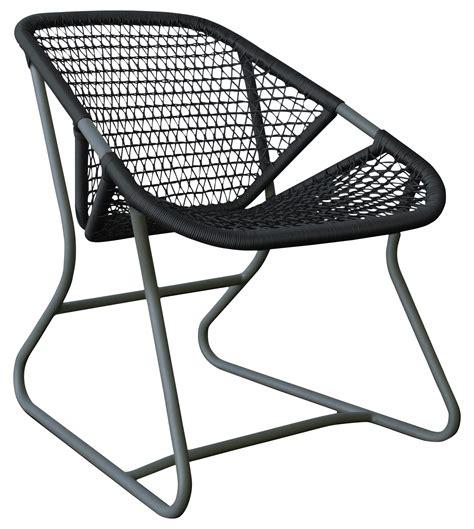 fauteuil bas sixties fermob monoeildansladeco