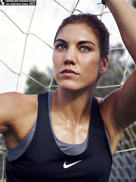 hope solo photo gallery olympic games   london
