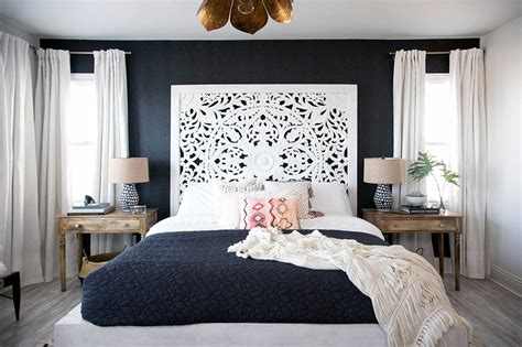Accent Wall Bedroom Ideas by 7 Eye Catching Accent Wall Ideas To Try Decorist