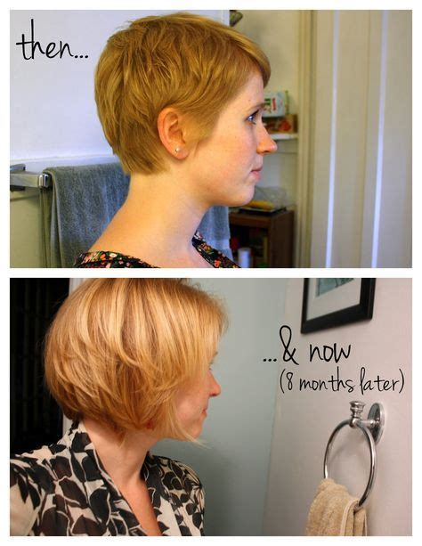 Hairstyles For Growing Out A Pixie Cut by How To Grow Out A Pixie Cut Search In