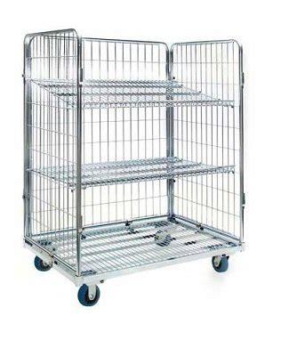 roll carts rc warehouse rack  shelf