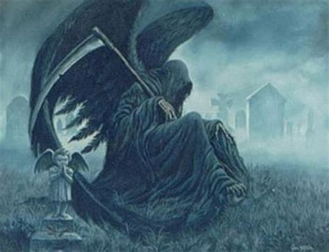 Tattoo art: Death tattoos: angels of death - themes and