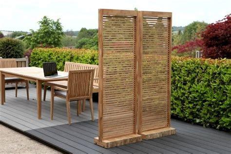 canape de jardin resine paravent de jardin plus de 50 idées orginales archzine fr