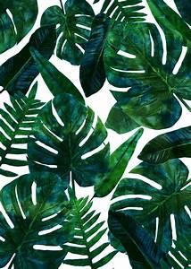 Perceptive Dream || #society6 #tropical #buyart Art Print ...