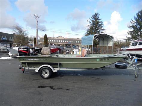 Aluminum Fishing Boats For Sale Portland Oregon by Smokercraft Sportsman Boats For Sale In Portland Oregon