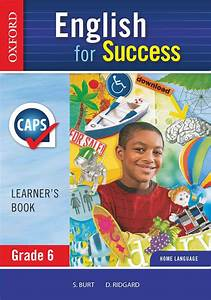 English For Success Grade 6 Learner U0026 39 S Book