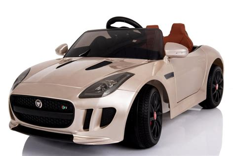 Jaguar F Type Kids Electric Battery Ride On Car With