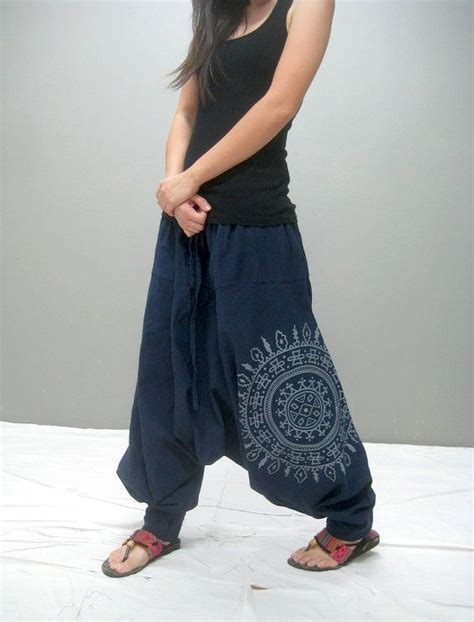 Stylish Harem Pants for Women with Hippie Fisher Design u2013 Designers Outfits Collection