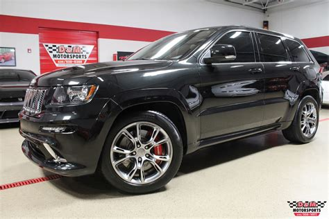 Used Jeep Srt8 by 2013 Jeep Grand Srt8 Stock M6504 For Sale Near