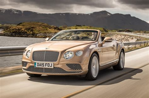 Bentley Continental Gtc Review 2017 Autocar