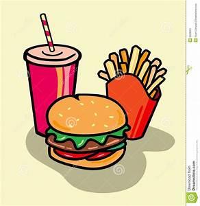 Image Gallery junk food clip art