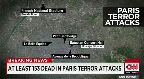 terrorist attack  paris  impact tonights debate