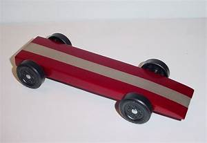 Fast pinewood derby car pinewood derby cars pinterest for Fast pinewood derby car ideas