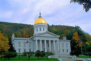 Montpelier Vermont State Capital Building
