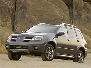 Mitsubishi Outlander Se  2006