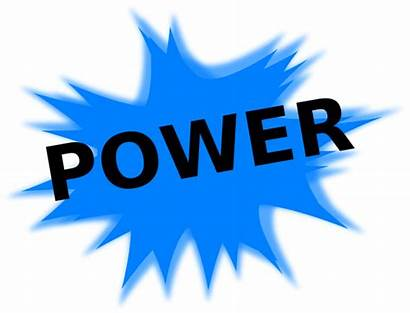 Power Clip Clipart Law Clker Royalty