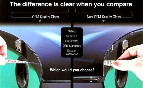 auto glass service  replace  windshield  oem glass
