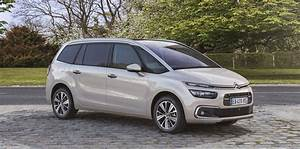 Citroën Picasso : 2017 citroen c4 picasso grand picasso facelift unveiled update photos 1 of 6 ~ Gottalentnigeria.com Avis de Voitures