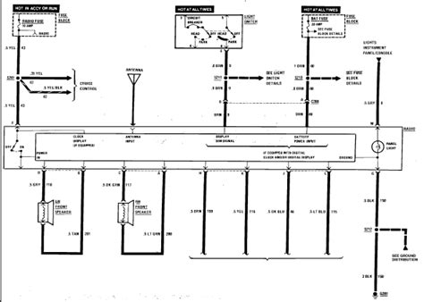 Radio Wiring Diagram For Pontiac Fiero See