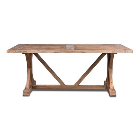reclaimed elm dining table lemans rustic dining table 200cm reclaimed elm wood 4529