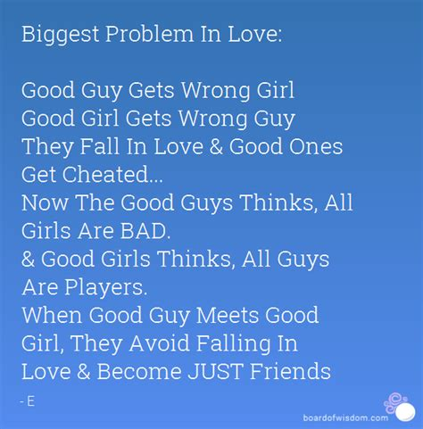 Good Girl Bad Guy Quotes