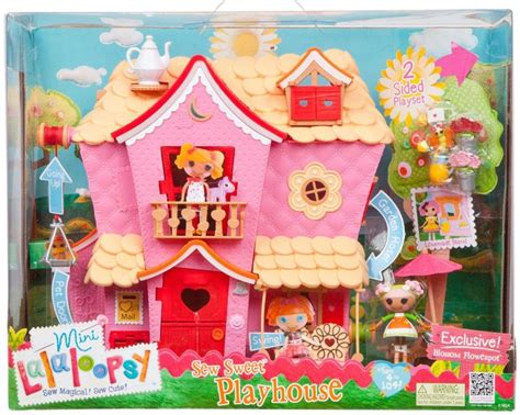 Lalaloopsy House - mini lalaloopsy houses lalaloopsy doll house s