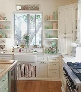 Küche Vintage Style : vintage k chenm bel im trend ~ A.2002-acura-tl-radio.info Haus und Dekorationen