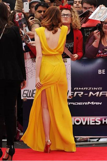 Emma Stone Premiere Amazing Spiderman London Hawtcelebs