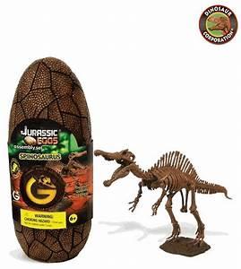 Spinosaurus Egg Toy | Spinosaurus Bones Skeleton Model ...