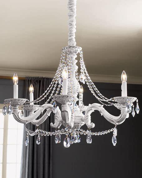 Horchow Chandelier by Opulent 6 Light Chandelier