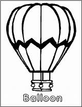 Balloon Coloring Air Balloons Pages Printable Basket Drawing Clip Clipart Preschool Sheets Clipartpanda Getcoloringpages Bestcoloringpagesforkids Fun Child Popular sketch template