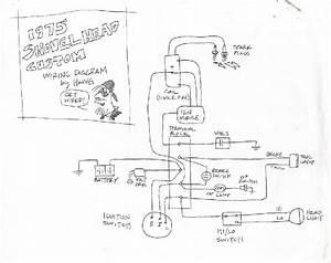 Enklare Eldragningar Till Shovelhead  U2013 Garagekultur