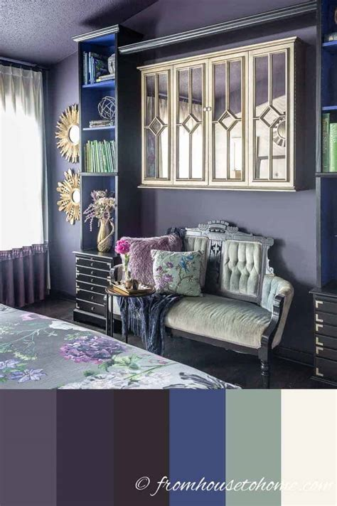 Master Bedroom Decorating Ideas Purple by Purple Bedroom Decorating Ideas Create A Stunning Master