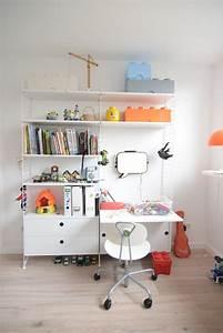 Regal Haus Kinderzimmer : die 25 besten ideen zu string regal auf pinterest regal ~ Lizthompson.info Haus und Dekorationen