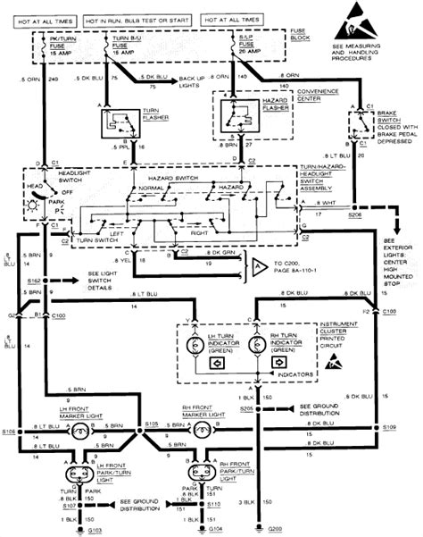 Need The Wiring Diagram For Cavalier Just