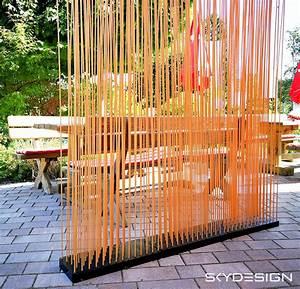 Garten Sichtschutz Bambus : gartengestaltung der skydesign sichtschutz garten f r ~ A.2002-acura-tl-radio.info Haus und Dekorationen