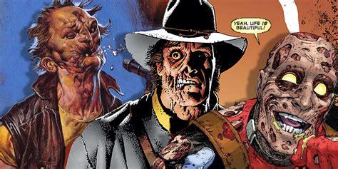 ugliest comic book characters  cbr