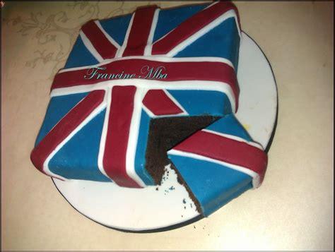 pate a sucre en anglais union cake le drapeau anglais en g 226 teau la galerie des cr 233 ations de g 226 teaux